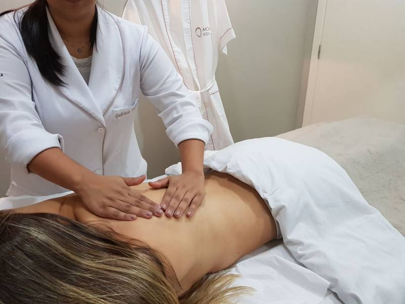 Massagem Revitalizante