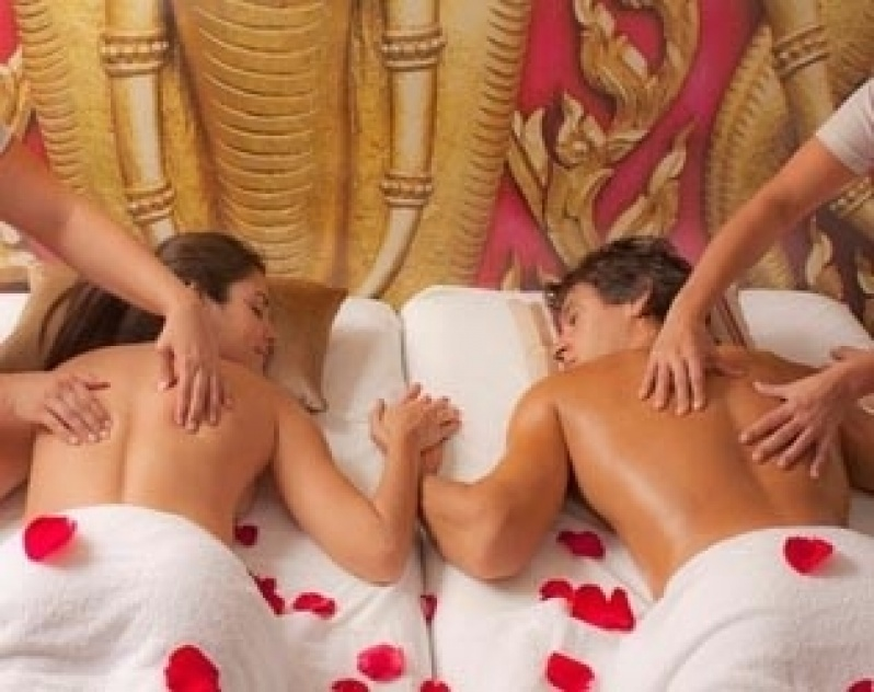 Day Spa com Massagem
